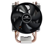 Wholesale Wholesale Cheaper Processors - Wholesale- cheaper, 90mm fan, 2 heatpipe, side-blown, for Intel LGA775 1150 115x, FM1 AM2 AM3 FM2, CPU cooler, CoolerBoss CAH-209-03