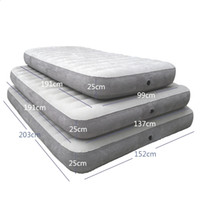 Wholesale Folding Inflatable Soft Bed Mattress Cama Beach Airbed Muebles De Dormitorio Bedroom Furniture Colchon
