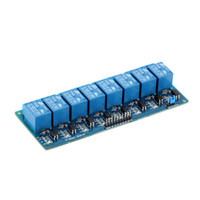Wholesale Quality Avr - 5V Eight 8 Channel Relay Module With Optocoupler For Arduino PIC AVR DSP ARM Quality In Stock