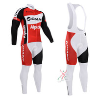 Tour de france 2017 pro team Giant cycling jersey ropa ciclismo long sleeve  bicycle clothing maillot ciclismo Alpecin cycling clothing ... 561bc1dad