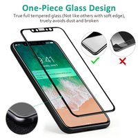 Wholesale Apple Iphone Broken - 3D curved carbon fiber soft edge clear not broken edge anti- scratch tempered glass for iPhone X 8 7 6 Iphone7 plus