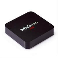Wholesale Ram Flash - MXQ Pro 4K Android TV Box Rockchip RK3229 Quad Core 1GB RAM 8GB FLASH Android tv Streaming Kd Box