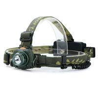 ingrosso nuove luci di testa led q5-NUOVO Q5 LED 2000 Lumens Sensore di movimento del faro del faro del faro del faro del sensore della luce della testa per 1x18650