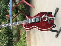 Wholesale Cheap Pickups Guitar - Selling! Factory direct guitar, electric guitar,three pickups, nice, can be a lot of custom, cheap,