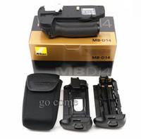 Wholesale Battery En El15 - Genuine Original Nikon MB-D14 Vertical Battery Grip for D610 D600 camera EN-EL15