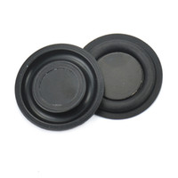 Wholesale passive speakers - Wholesale- 2Pcs 35mm Loudspeaker Bass Vibrating Diaphragm Passive Plate SoundBox Radiator Speakers
