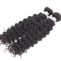 formula pc with best reviews - Top Quality Brazilian Virgin Hair Weft 100% Human Hair Weaves 2 Pcs Free Shipping 10-30 Inches Uglam Brazilian Deep Wave Sexy Formula Hair