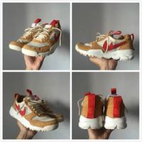 Wholesale Pu Leather Yard - Tom Sachs x Craft Mars Yard TS NASA 2.0 Mens Runing Shoes Comfortable Craft Mars Yard 2.0 Space Sport Sneakers
