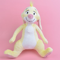 Wholesale 35cm Original Rabbit Brand New Soft Stuffed Animals Plush Toy Baby Kids Doll Gift