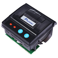 Wholesale Compatible Laser - JP QR203 58mm Mini Embedded Receipt Thermal Printer RS232   TTL + USB Panel Compatible with EML203 for Medical Instruments