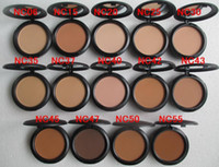 Wholesale Pressed Powder Plus Foundation - Free Shipping MAKEUP NEW Studio fix powder plus foundation face powder15g
