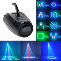 Wholesale Music Sound Effect - Led Stage 64Led DJ Disco laser Light Sound-actived RGB White Stage lamp Music Show for DJ Party KTV Bar Effect light Holiday light