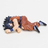 Wholesale Dead Dolls - 10cm Japan anime Dragon Ball figure YAMCHA Dead Ver. PVC Figure Collectible Model Toy Doll
