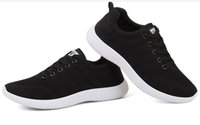 Homens mulheres Sapatos casuais Respirável Lace-Up Walking Shoes Primavera leve Comfortable Walking Men women Shoes