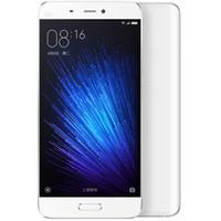 téléphone 32gb ram achat en gros de-Téléphone portable d'origine Xiaomi Mi5 Mi 5 4G LTE 32 Go / 64 Go ROM 3 Go de RAM Snapdragon 820 Quad Core 5.15