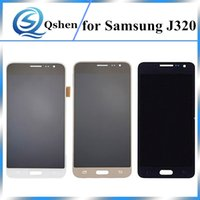 Qualità originale per Samsung Galaxy J320 J3 2016 Schermo LCD Replaceement con Touch Digitizer Assembly