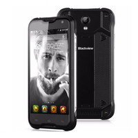 Wholesale Ip67 Cellphone - Blackview BV5000 cellphone Android 5.1 5.0 inch 2GB RAM 16GB ROM MTK6735P Quad Core 4G LTE IP67 Waterproof Dustproof phone