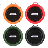 Wholesale Country Electronics - Universal Electronics Mountaineering Tourism Outdoor Sports Camping Cross-Country Waterproof Sucker Wireless Hook Bluetooth Speakers Ac 2988