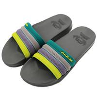 Wholesale Canvas Sandals Flats - BKTET boys sandals Summer new style Children shoes boys fashion cut-outs sandals kids canvas rain sandals breathable flats shoes