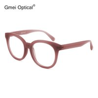 Wholesale Vogue Eyeglasses Women - Wholesale- Newest Vogue Ultralight Round Optical Frame Stylish Cute Spectacles For Women's Prescription Eyeglasses Modern Sunglasses Style