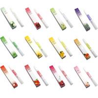 Wholesale Nail Nourishment Oil - Professional 12pcs Mix Taste Cuticle Revitalizer Oil Pen Nail Art Care Treatment Fruit Toools Kit home use