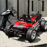 Wholesale Rc Truck Waterproof - Wholesale- RC racing car BG15131:12 1 12 Off Road 2.4G top high speed RC Drift Car In Radio Control Toy Waterproof Monster Truck Truggy Car