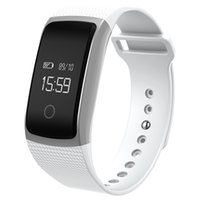 Wholesale level camera online - A09 Wristbands Bluetooth Heart Rate Camera Boold Pressure Smart Waterproof Level NFC Wireless HD Smart Watch For Android IOS