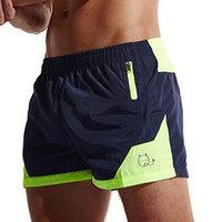 Wholesale Wholesale Outdoor Sportswear - Wholesale- Brand Men Running Shorts Outdoor Mens Loose Short Pants Fitness Running Gyms Male Bottom Bodybuilding Sportswear Shorts