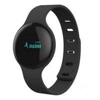 bilek bandı seyretmek bluetooth toptan satış-X8S Akıllı İzle Akıllı Bilek Akıllı bant Bluetooth 4.0 Uyku Tracker SMS Çağrı Hatırlatma Bileklik FIT BITI Güncelleme