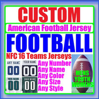 packers throwback jerseys - 2017 Customized Detroit Lions Green Bay Packer Minnesota Chicago Vikings Bears American Football Jerseys Throwback Custom Jersey XL XL
