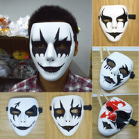 20 Стили Jabbawockeez маска для лица, Evil Death Halloween Party Mask, Холодные маски GHOST ТАНЕЦ Hip-Hop Dancer