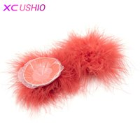 Feather Nipple Pasties Covers Skin Adhesive Breast Pads Sex Toys for Woman Adult Products Erotic Adult Games SM Toys 0701
