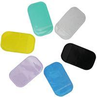 Wholesale mat online - Anti Slip Mat Non Slip High quality Car Magic Anti Slip Dashboard Sticky Pad Phone Holder Adsorbability Silica Gel Magic Car Sticky Pad