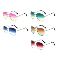 Wholesale Men Frog Sunglasses - Mens Womens Sunglasses Summer Shade UV400 Protection 5 Colors High Quality Classic Frog Sunglasses Hot Selling Sunglasses For Women