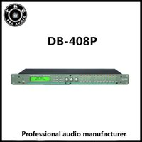 Wholesale DHL shipping dbx DB P dbx DB408P Audio sound processor in out speaker processor