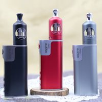 100% Original Aspire Zelos 50W Kit Top-Fill Nautilus 2 Tanque Zelos TC Box Mod 2500mAh Built-in Li-Po Battery DHL Free