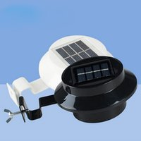Indoor security lighting canada best selling indoor security 4pcs set waterproof led solar powered fence gutter solar light outdoor security lamps garden yard tree solar lighting wall lamps mozeypictures Images