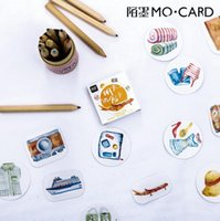 45 шт / пакет Let's Go Tomorrow Have A Travel Stickers Adhesive Stickers DIY Decoration Stickers