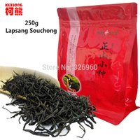 18 months organic secrets - C HC033 Chinese Organic Top Lapsang Souchong g without smoke Wuyi Red Tea Warm Stomach Black Tea lowering blood pressure Secret Gift