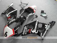 Wholesale Custom Race Fairings - New ABS Injection Mold full Fairing kit for SUZUKI GSXR 1000 K3 2003 2004 custom fairings set GSXR1000 03 04 ABS bodykits R1000 Racing 6