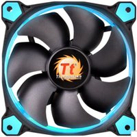 amarillo naranja led al por mayor-Ventilador ThermalTake de 12 cm Riing 120 LED BLUE / GREEN / ORANGE / ROJO / BLANCO / AMARILLO para la carcasa del ordenador