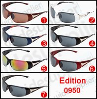 Wholesale Super Big Sunglasses - New Arrival 2017 Sunglasses Eyewear Big Frame Sunglasses Super Cool Brand Designer Sunglasses for Men and Women Cheap Sun glasses 7 Colors