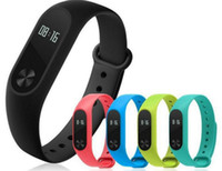 Wholesale m2 smart bracelet for sale - M2 Smart Bracelet Heart Rate Monitor bluetooth Smartband Health Fitness Tracker Smart Band Wristband for Android iOS