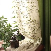 Sheer Curtains Elegant Decorative Sheer Curtain, Panels,Window Treatments  or Drape, For Small Windows, in Living Room, Kitchen, Bedroom