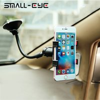 Atacado SMALL-EYE Universal Car Holder titular do telefone celular para Iphone 6 6s mais suporte Suporte Samsung Flexível Telefone Celular Titular 8027