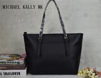Wholesale Casual Bag Sale - Hot sale Fashion women brand bags MICHAEL KALLY MK lady PU leather handbags famous Designer brand bags purse shoulder tote Bag female 6821