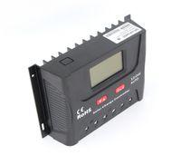 48v ladungscontroller großhandel-12 V / 24 V / 36 V / 48 V auto 30A PWM Solarladeregler für Solar Home System