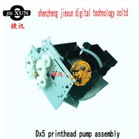 Wholesale Mimaki Printer Parts - 100%new and original!!inkjet printer spare parts for mutoh mimaki roland printer of dx5 printhead ink pump assembly for selling