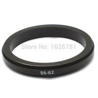 Wholesale Reverse Macro Lens - Wholesale- 55mm to 62mm Male to Male lens Reverse Macro Coupler Adapter