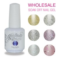 Wholesale High Quality Soak Off Led UV Cat Eye Gel Nail Polish